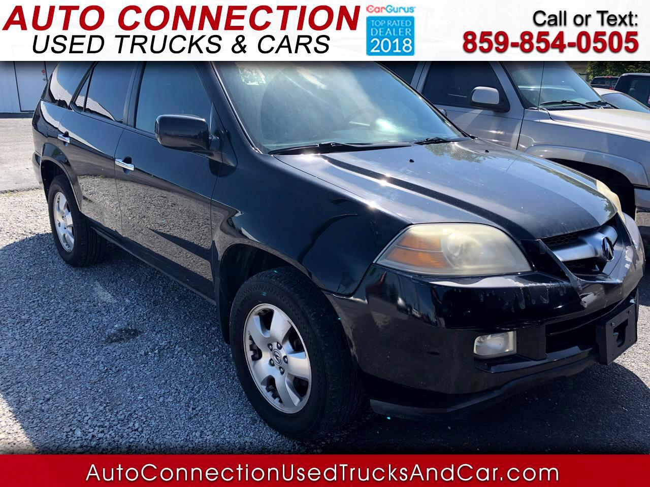 2006 Acura MDX 4dr SUV AT