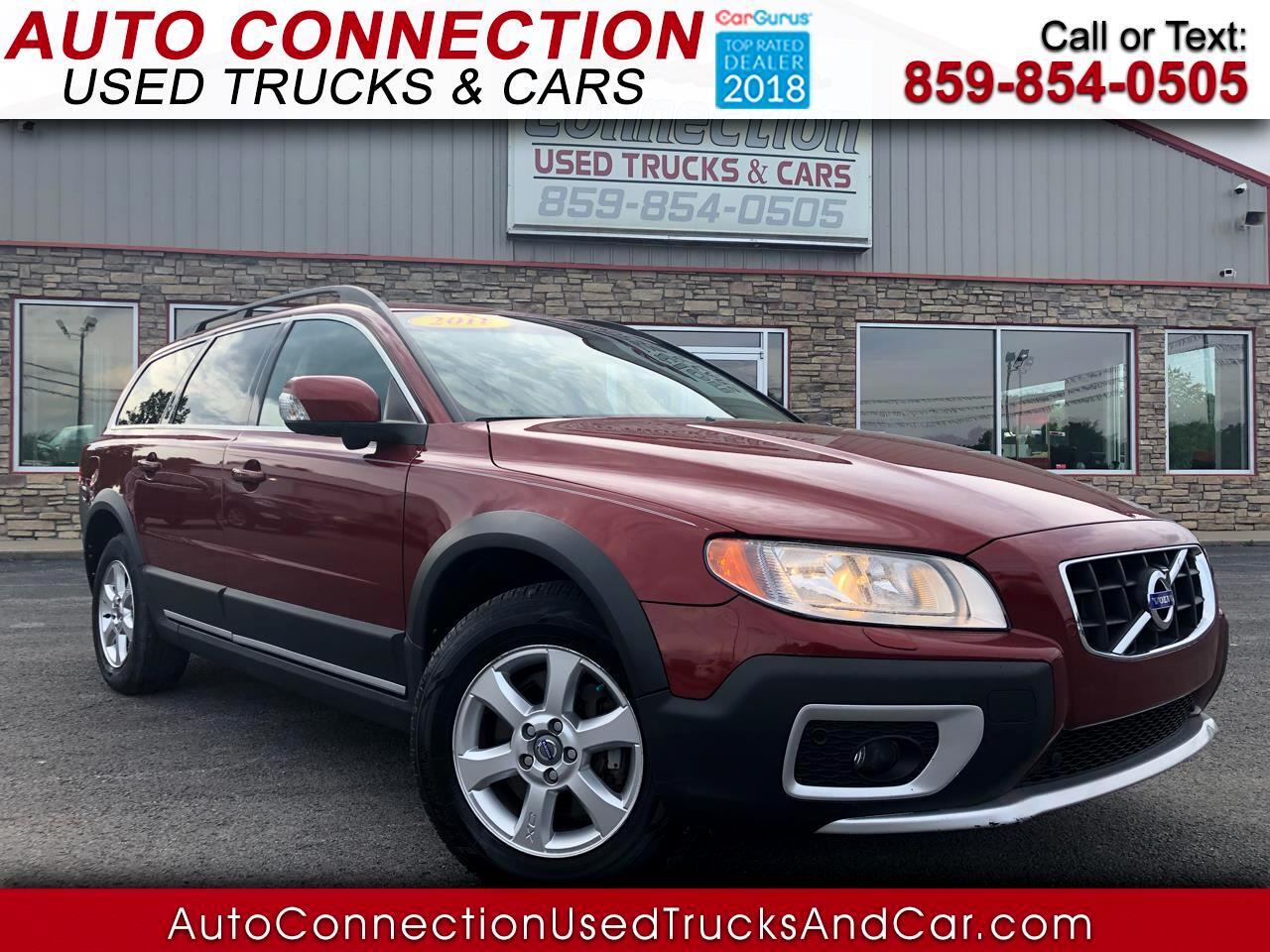 2011 Volvo XC70 4dr Wgn 3.2L AWD w/Moonroof