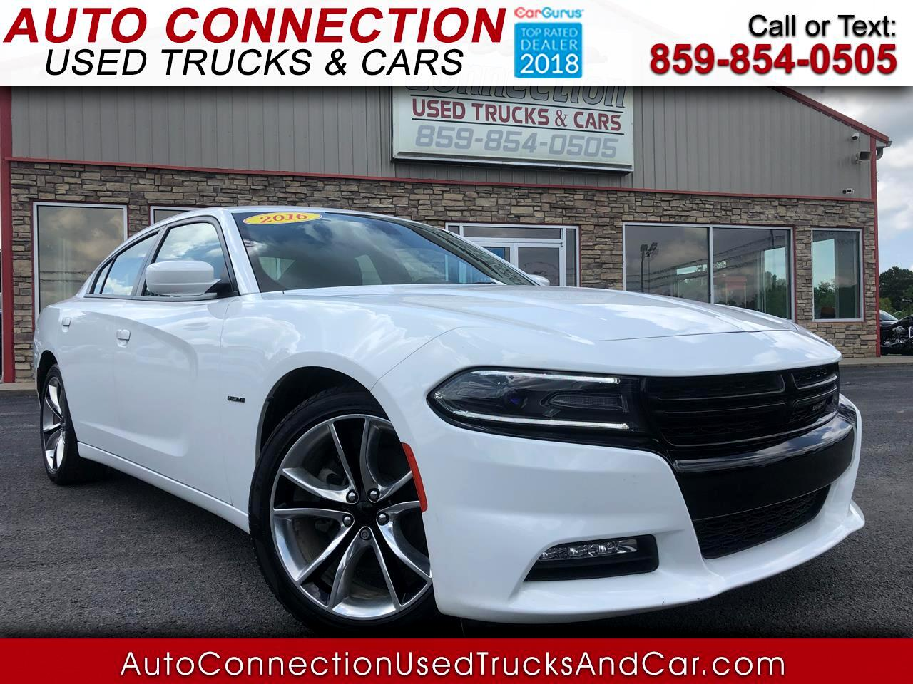 2016 Dodge Charger 4dr Sdn R/T RWD