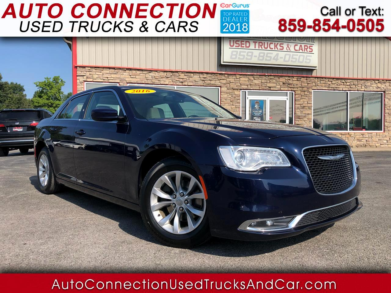 2016 Chrysler 300 4dr Sdn Anniversary Edition RWD
