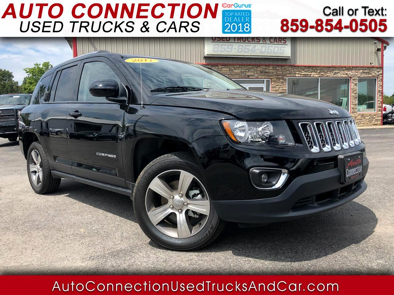 2017 Jeep Compass High Altitude FWD *Ltd Avail*