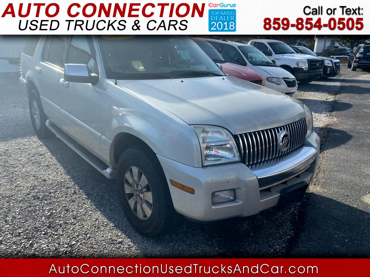 Mercury Mountaineer 4dr Premier w/4.6L AWD 2006