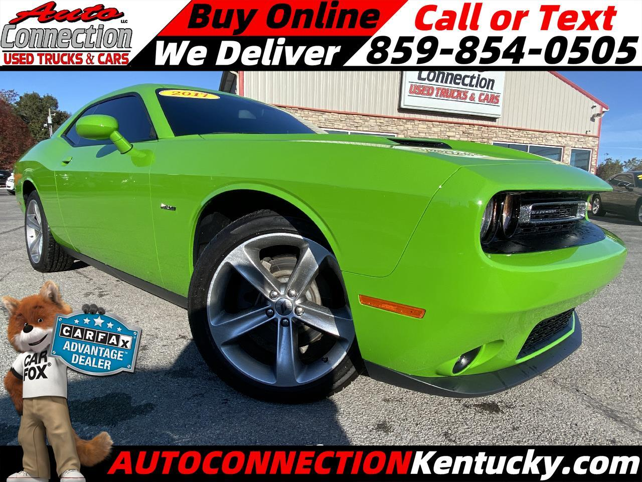 Dodge Challenger R/T Coupe 2017