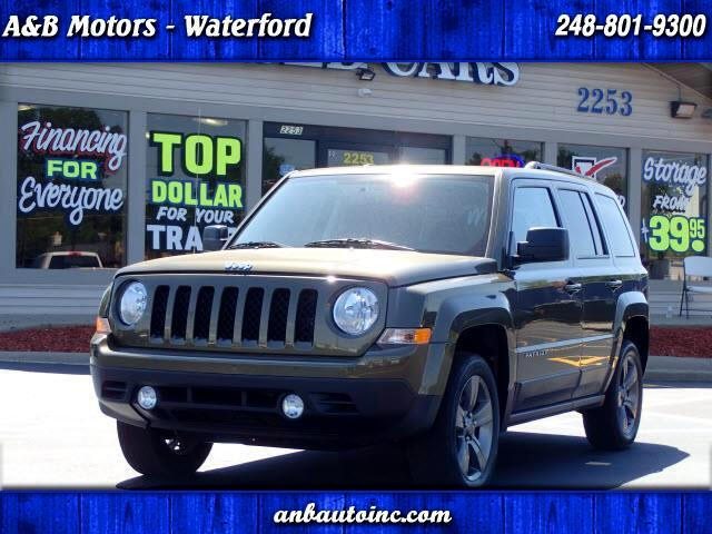 2015 Jeep Patriot High Altitude Edition
