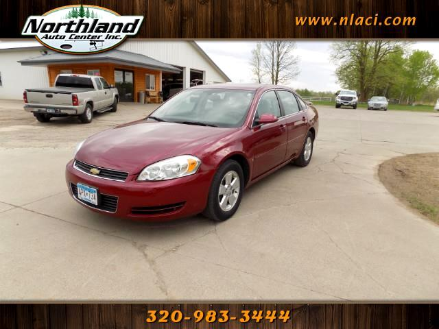 2008 Chevrolet Impala LT