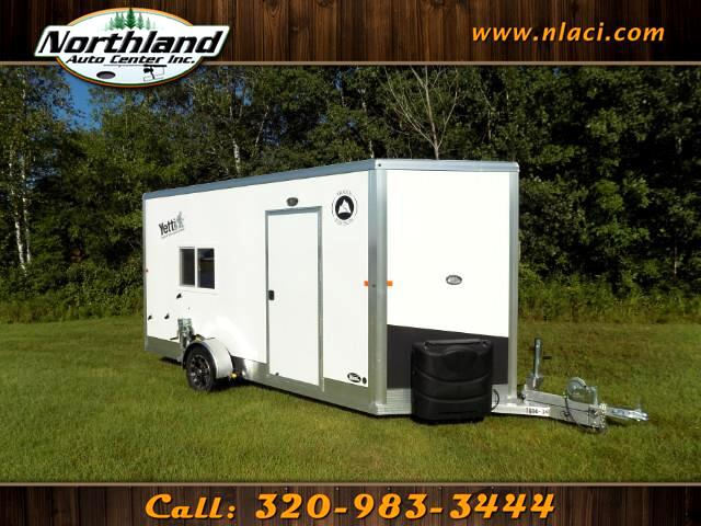 2019 Yetti Traxx Edition - T614-DK 6.5 ft x 14 ft RAMP DOOR MODEL