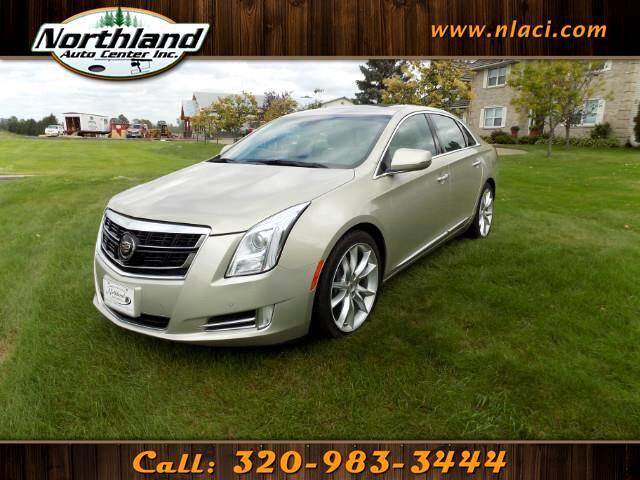 2014 Cadillac XTS 4dr Sdn Vsport Premium AWD