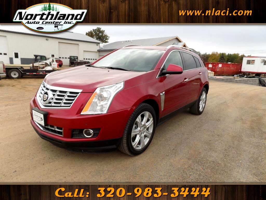 2016 Cadillac SRX FWD 4dr Performance Collection