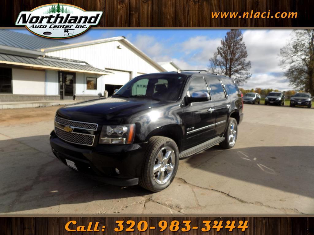 2014 Chevrolet Tahoe 4DR LTZ