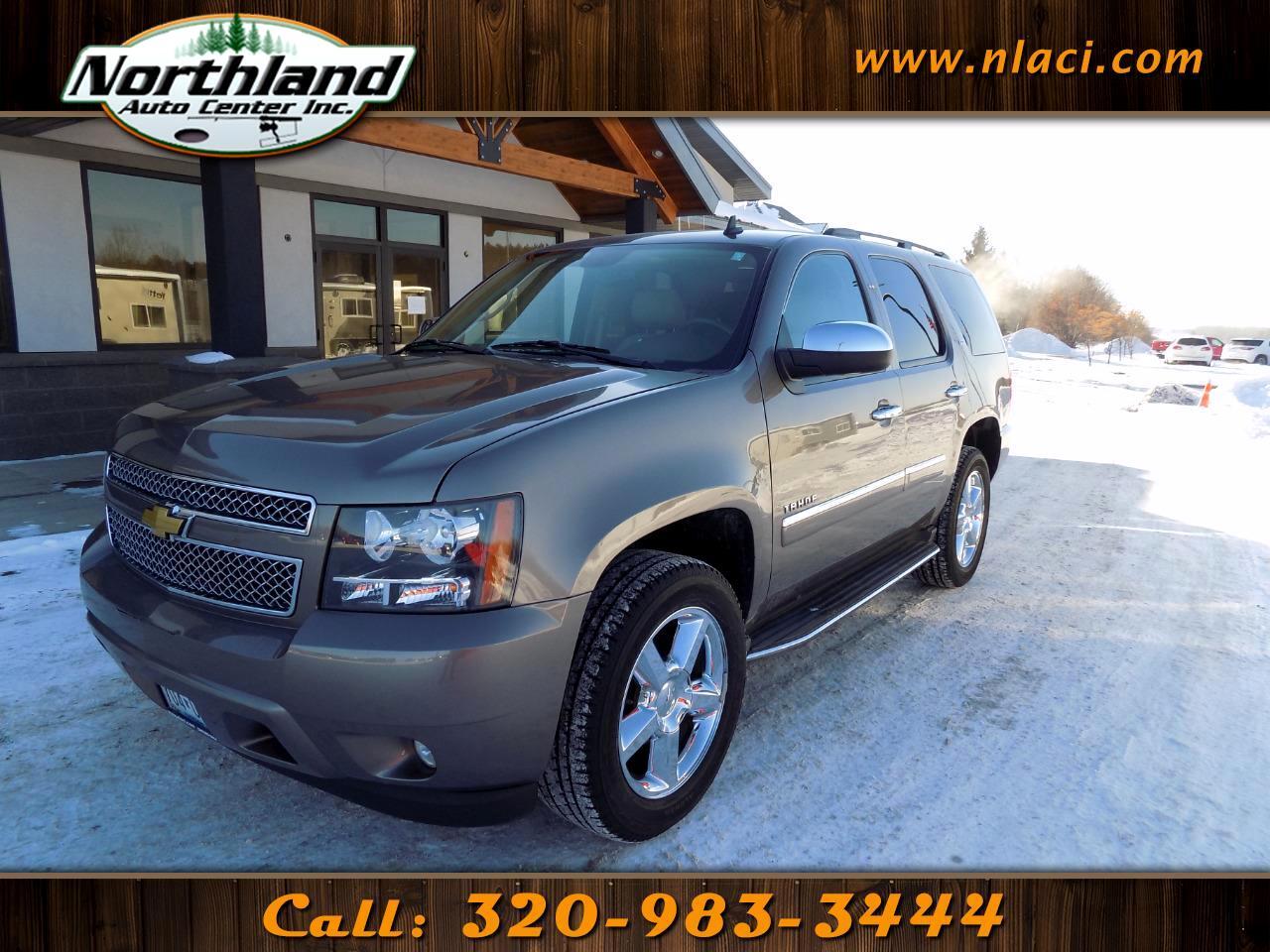 2013 Chevrolet Tahoe 4WD 4dr 1500 LTZ