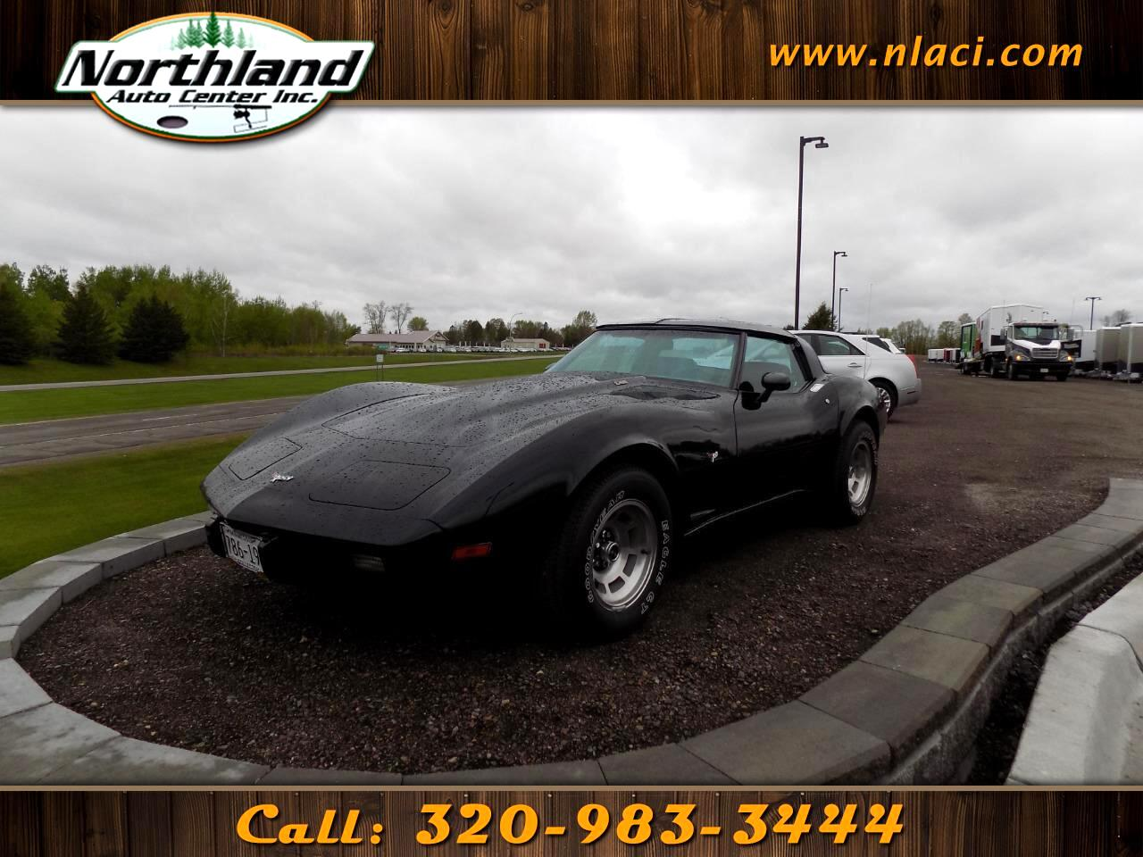 1979 Chevrolet Corvette Stingray L82 Coupe Automatic