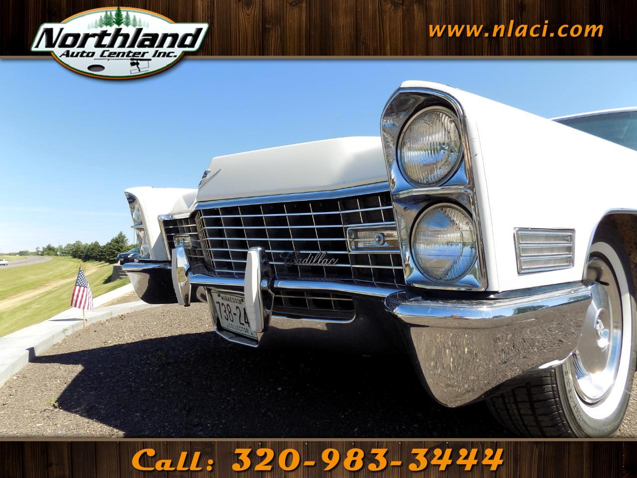 1967 Cadillac Calais Option Packed! A/C, PW, PS, Cruise