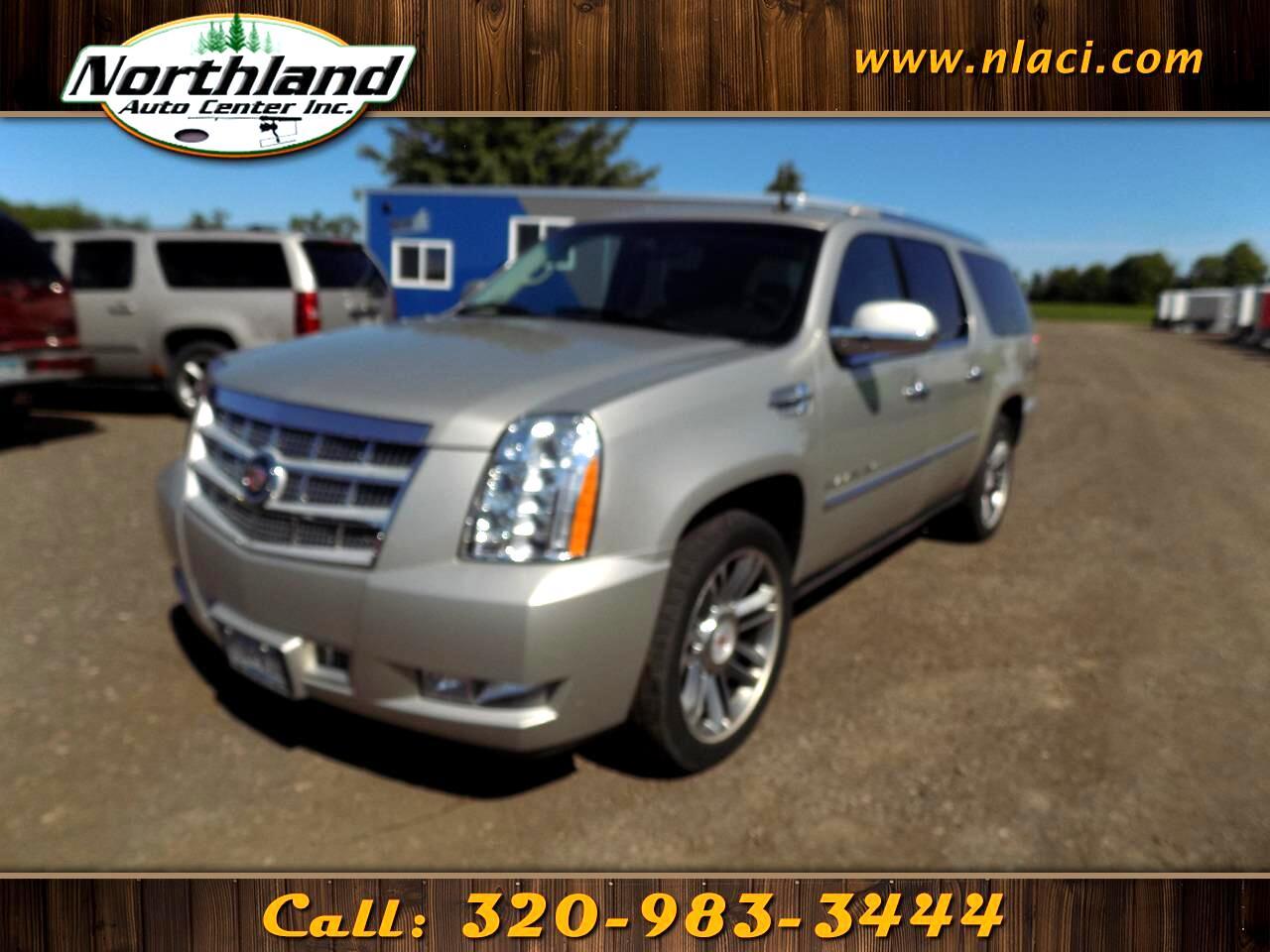 2013 Cadillac Escalade ESV AWD 4dr Premium