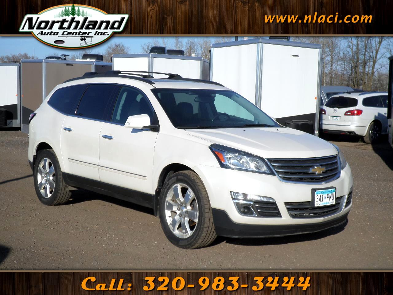 Chevrolet Traverse AWD 4dr LTZ 2013