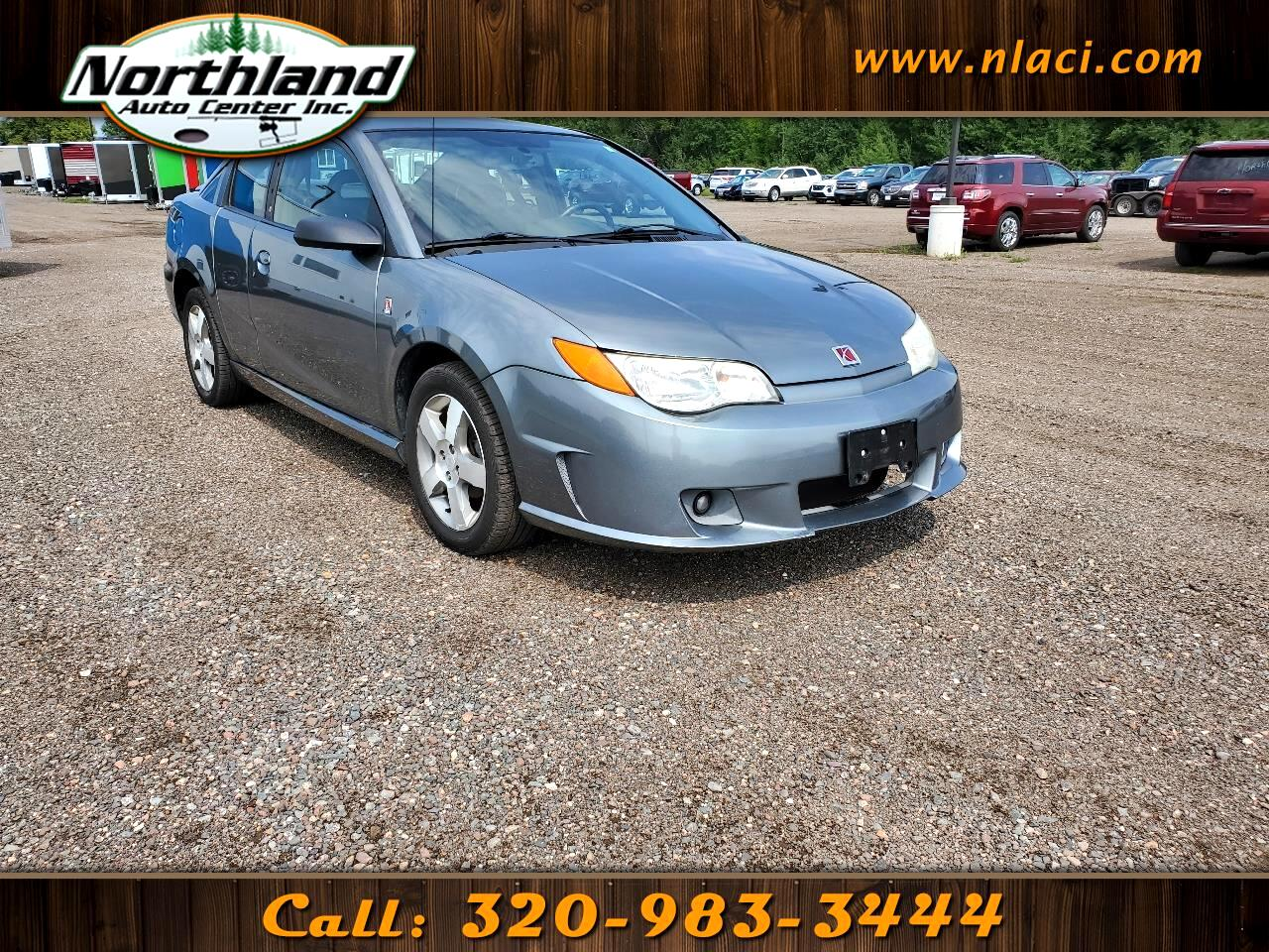 Saturn ION ION 3 Quad Cpe Auto 2006