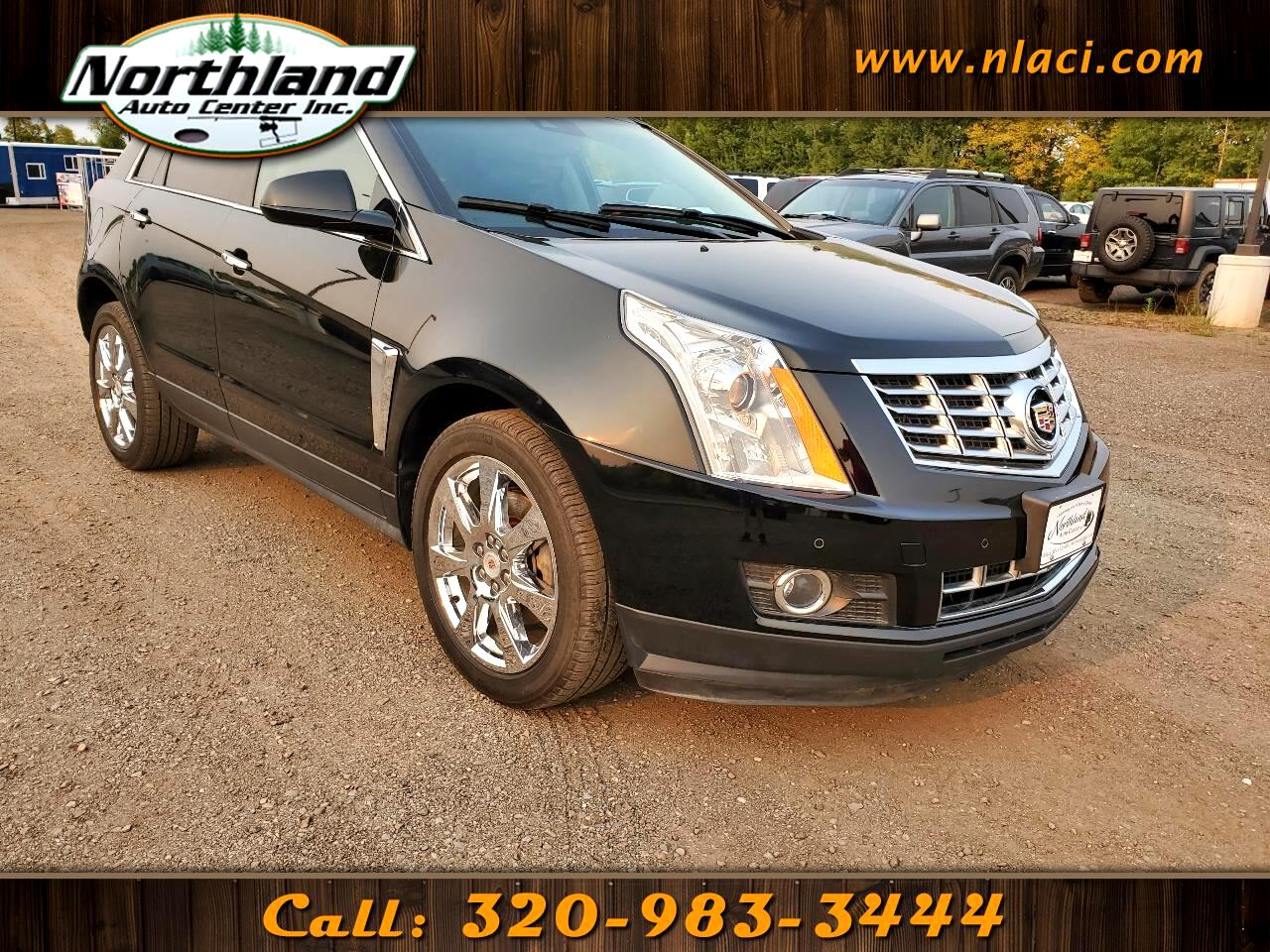 Cadillac SRX AWD 4dr Premium Collection 2016