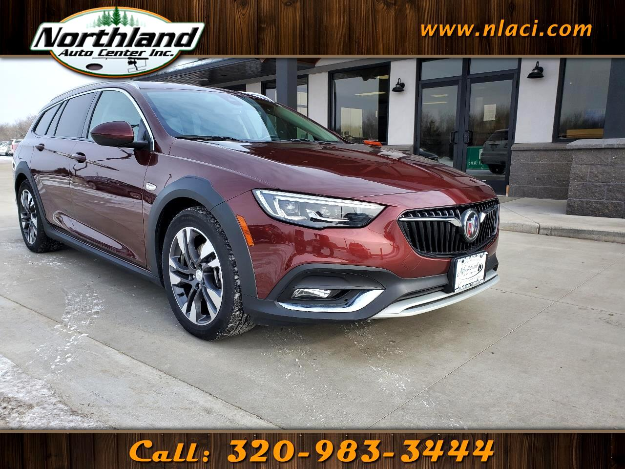 Buick Regal TourX 5dr Wgn Essence AWD 2018
