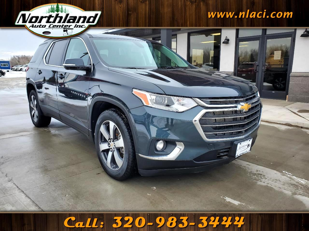 Chevrolet Traverse 1LT 2020