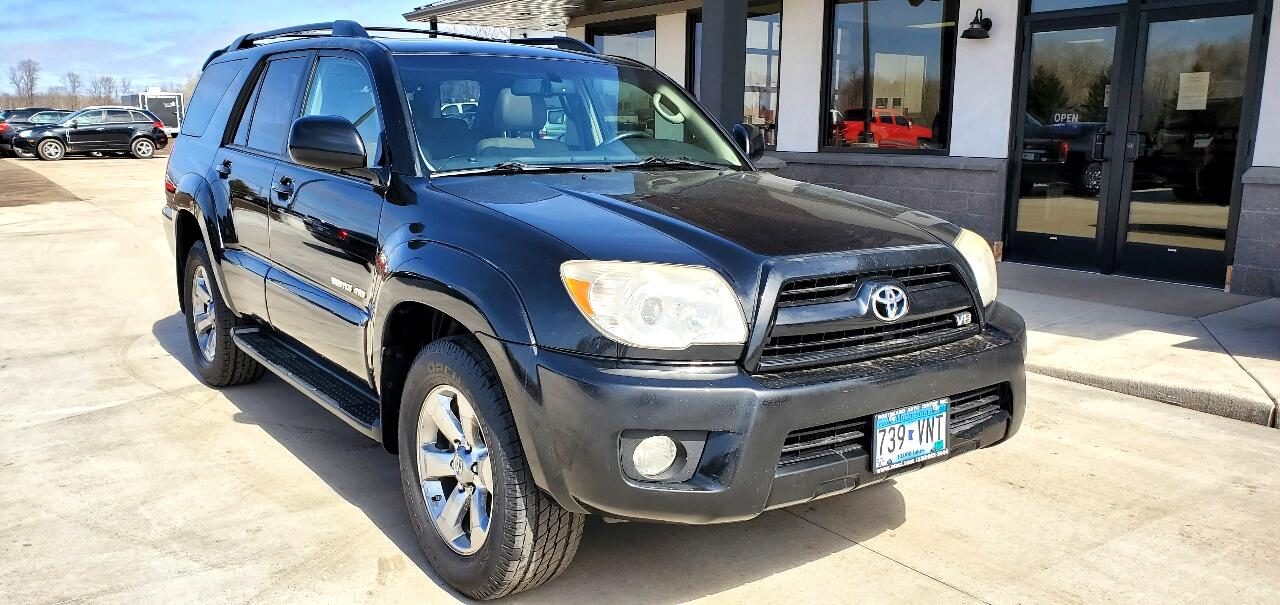 Toyota 4Runner 4WD 4dr V8 Limited (Natl) 2007