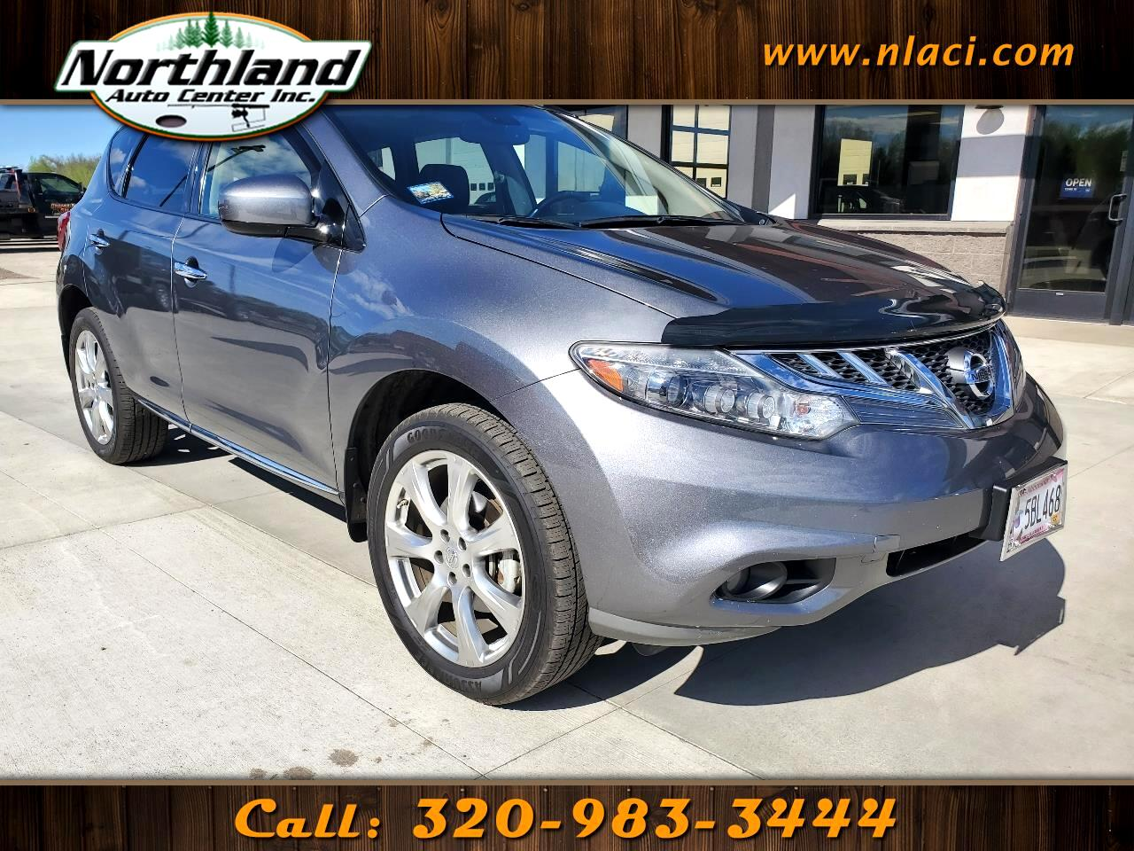 Nissan Murano AWD 4dr LE 2013
