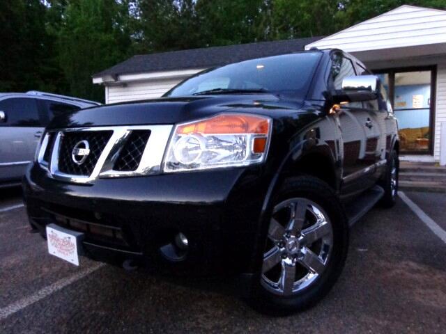 2013 Nissan Armada Platinum 2WD