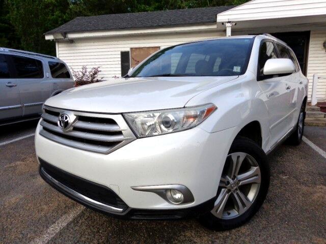 2011 Toyota Highlander Limited 2WD