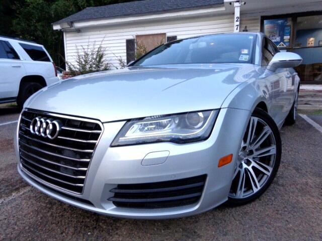 2012 Audi A7 Premium Plus quattro