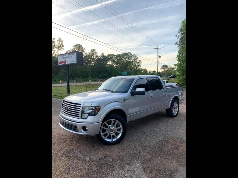 2011 Ford F-150 Harley-Davidson SuperCrew 5.5-ft. Bed 4WD