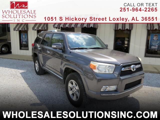 2010 Toyota 4Runner 4WD V6 Trail