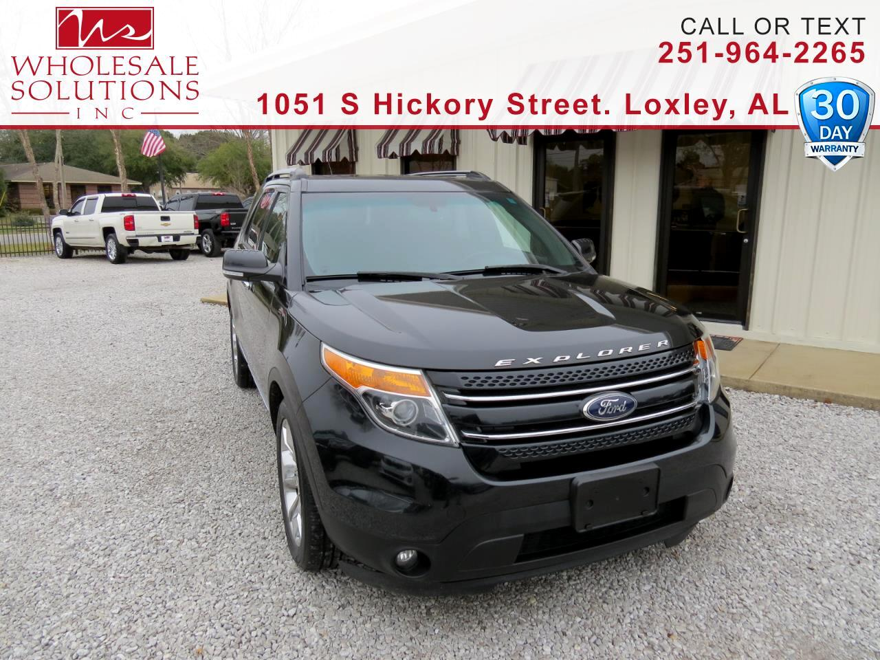 2014 Ford Explorer FWD 4dr Limited