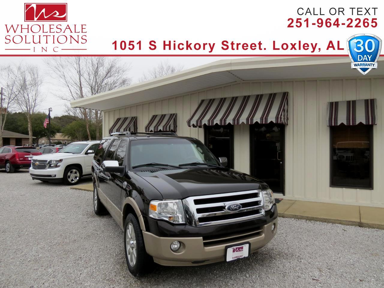 2014 Ford Expedition EL 2WD 4dr King Ranch