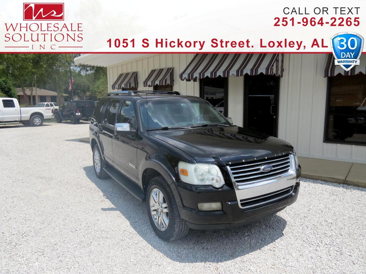 "2006 Ford Explorer 4dr 114"" WB 4.6L Limited 4WD"