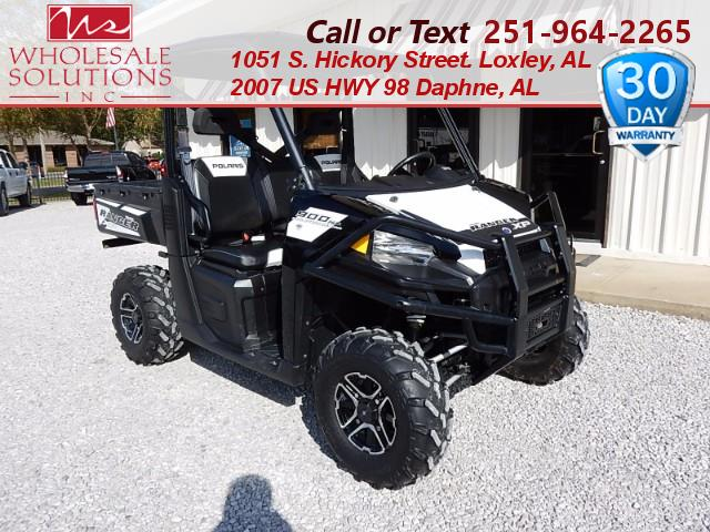 2015 Polaris Ranger 900 XP