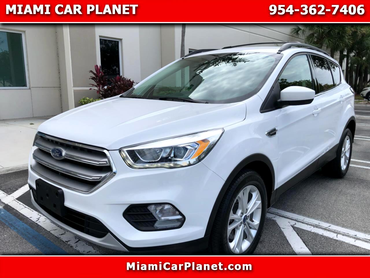 Ford Escape SE 4D SUV FWD 2017