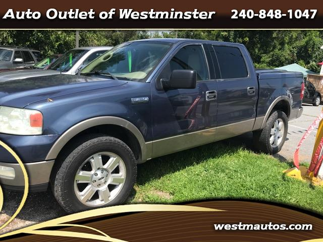 2004 Ford 1/2 Ton Truck