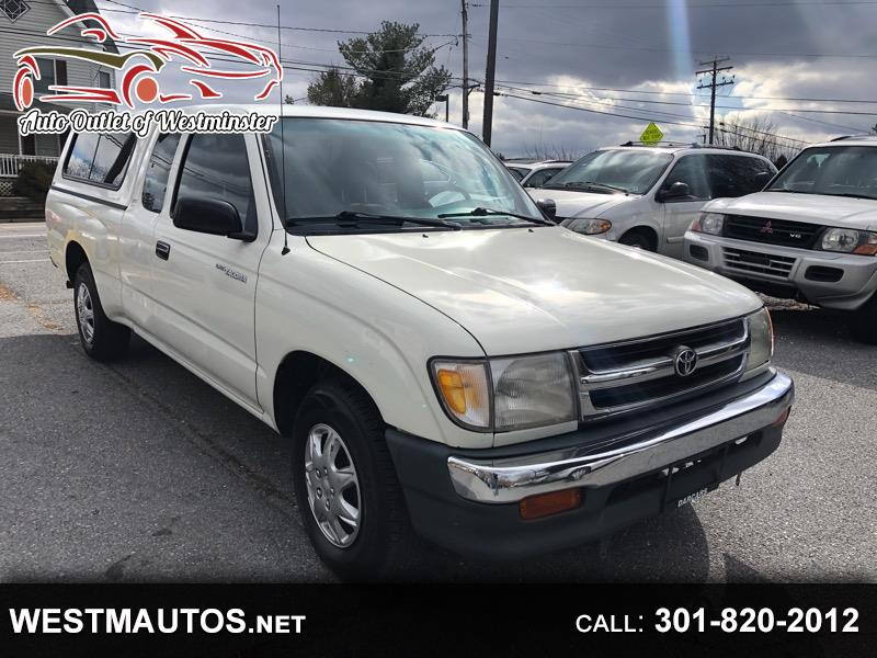 Toyota 2WD Pickups/Long Bed Trucks Xtracab 2WD 1998