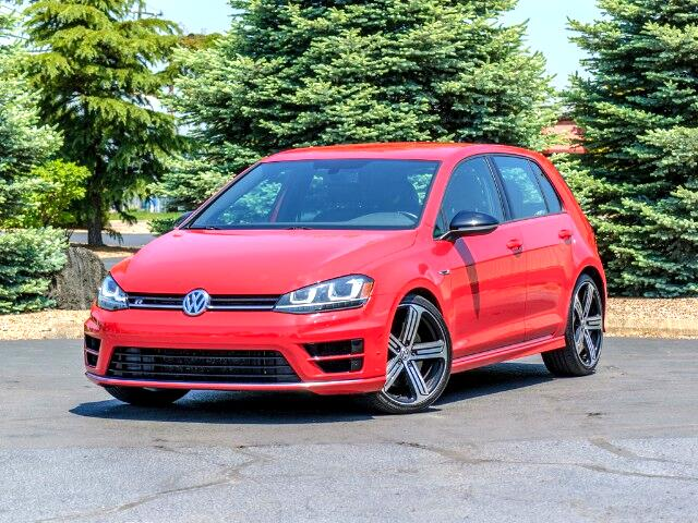 2015 Volkswagen Golf R Dynamic Chassis Control and Navigation