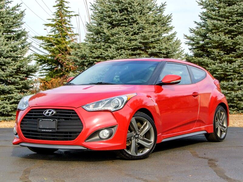 2013 Hyundai Veloster Turbo w/ Ultimate Package