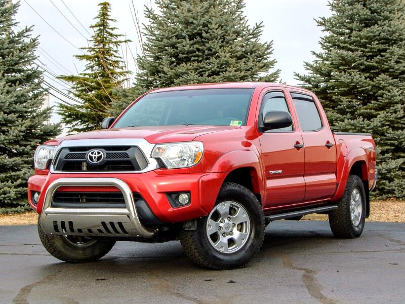 2014 Toyota Tacoma Double Cab V6 4WD TRD Off Road