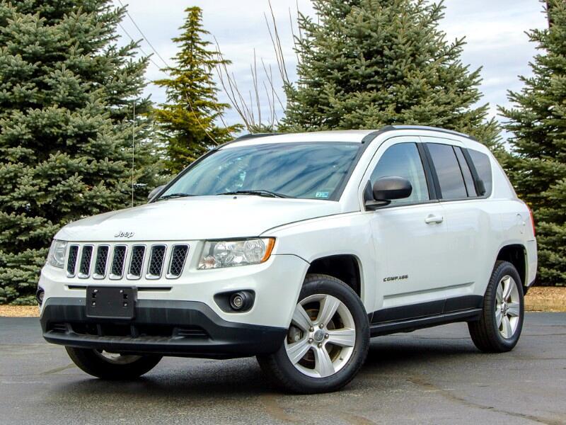 2011 Jeep Compass Latitude 4WD
