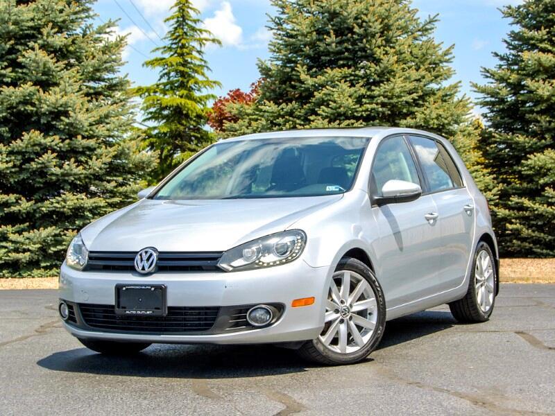 2013 Volkswagen Golf 2.0L TDI w/Tech Package 4 Door