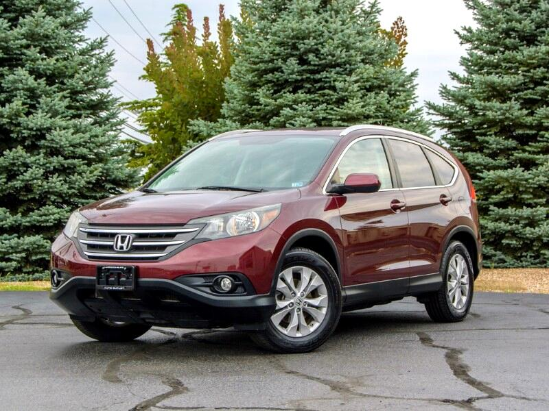 Honda CR-V EX-L AWD w/RES 2013