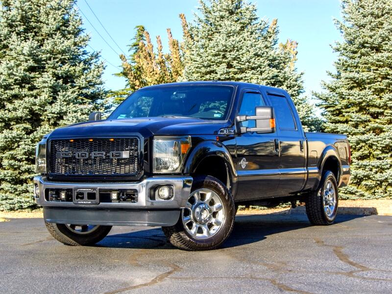 Ford F-250 SD Lariat Crew Cab Long Bed 4WD 2013