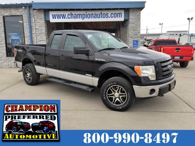 Ford F-150 XL 6.5-ft. Bed 4WD 2013