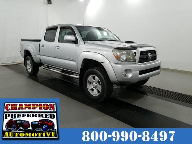 2011 Toyota Tacoma Double Cab Long Bed V6 Auto 4WD