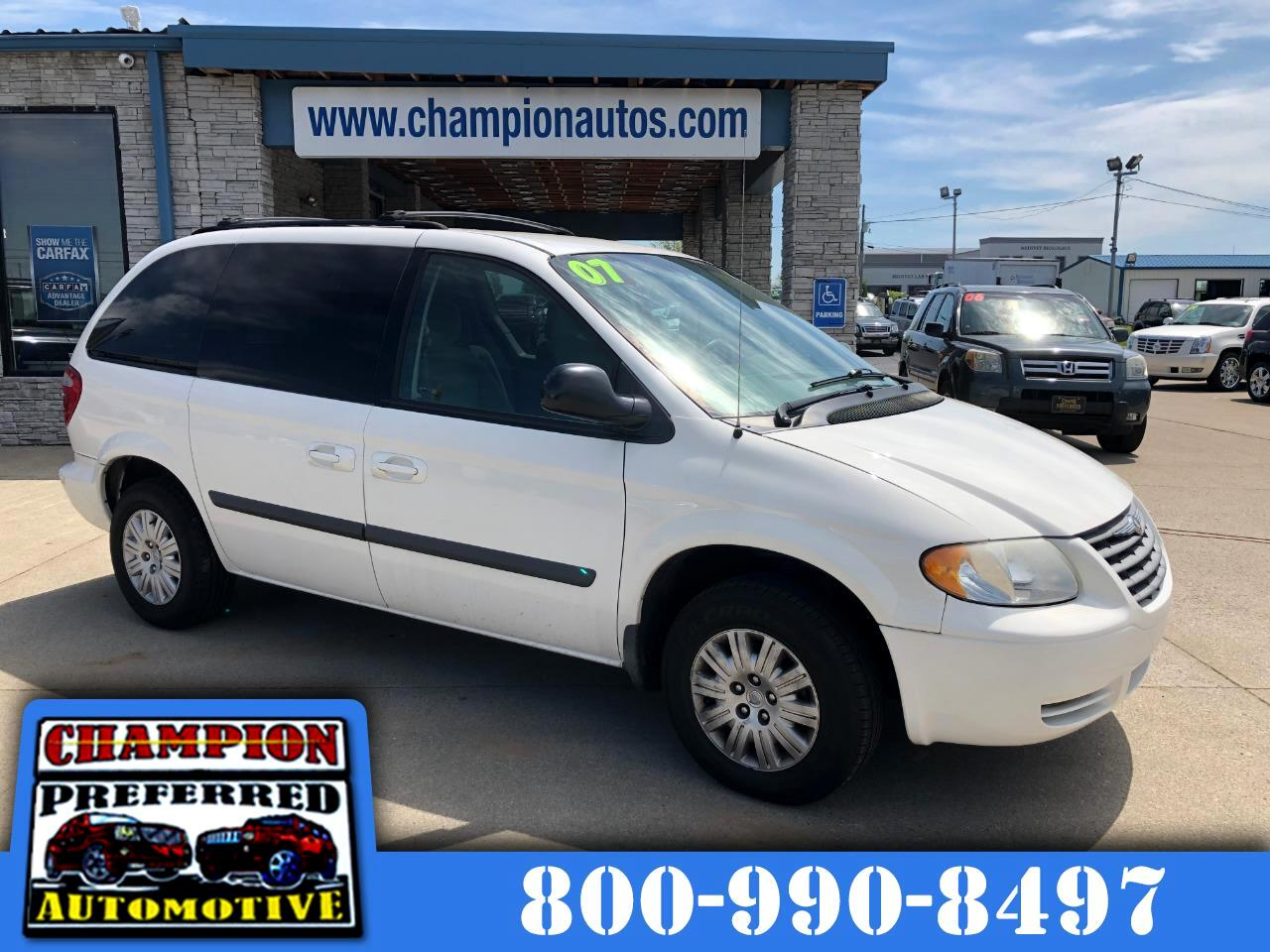 Chrysler Town & Country SWB 4dr Wgn 2007