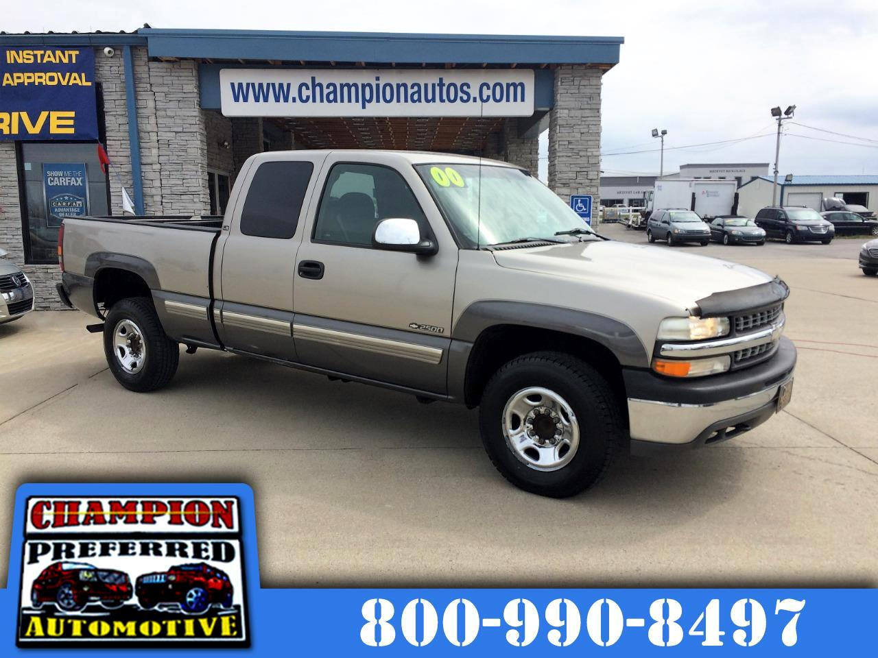 2000 GMC New Sierra 1500 3dr Ext Cab 157.5