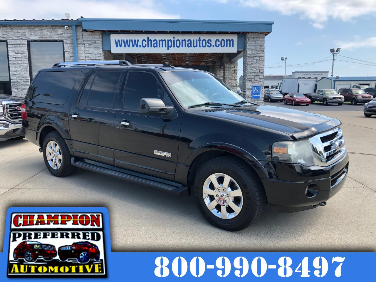 Ford Expedition EL 4WD 4dr Limited 2007