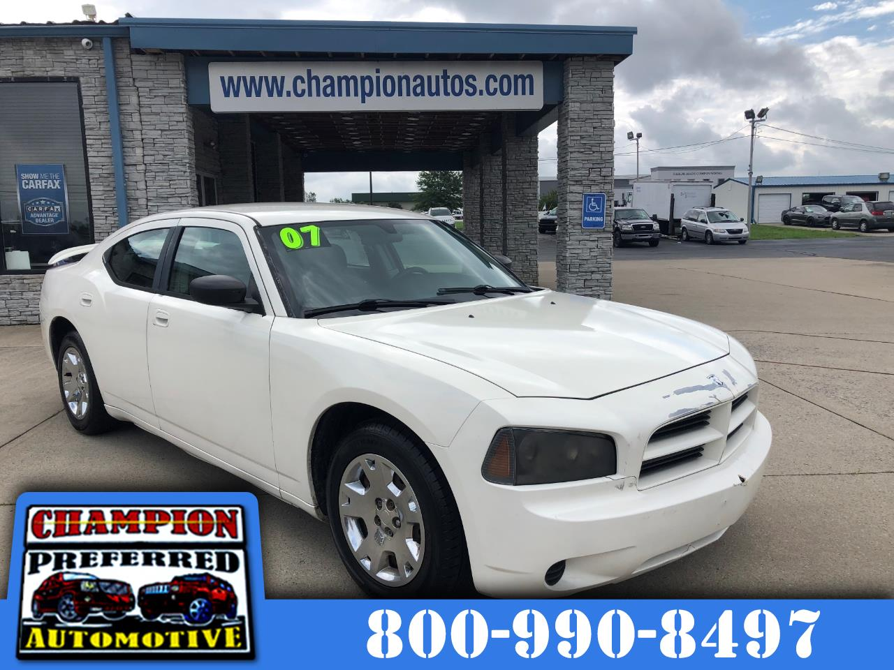 Dodge Charger 4dr Sdn 4-Spd Auto RWD 2007