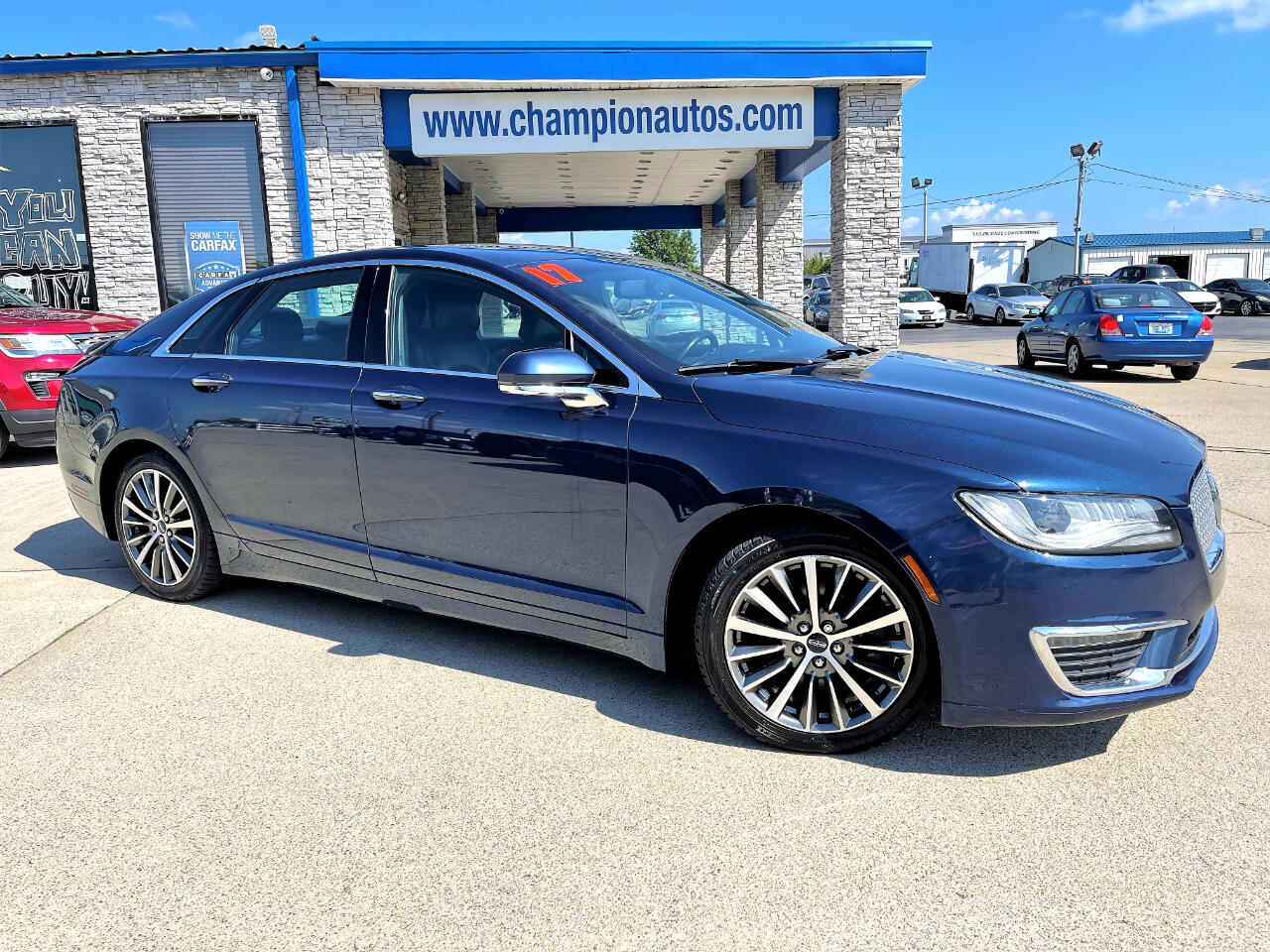 Lincoln MKZ Hybrid Select FWD 2017